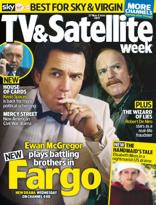TV & Satellite Week 27th May 2017