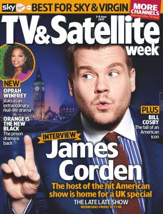 TV & Satellite Week 3rd June 2017