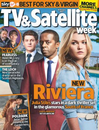 TV & Satellite Week 10th June 2017