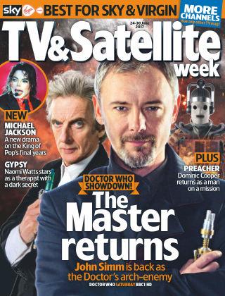 TV & Satellite Week 24th June 2017