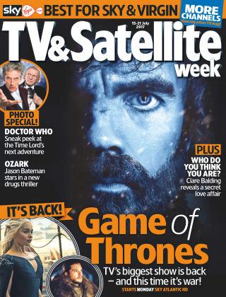 TV & Satellite Week 15th July 2017