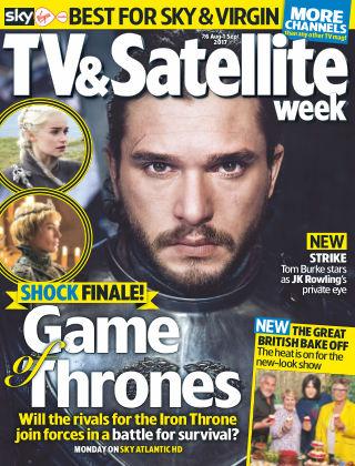 TV & Satellite Week 26th August 2017