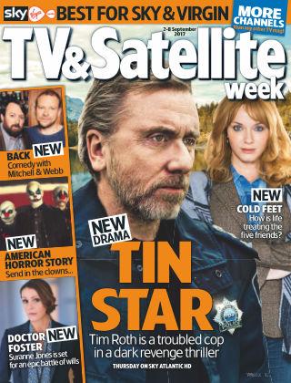 TV & Satellite Week 2nd September 2017