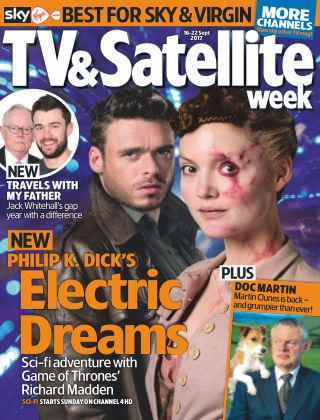 TV & Satellite Week 16th September 2017