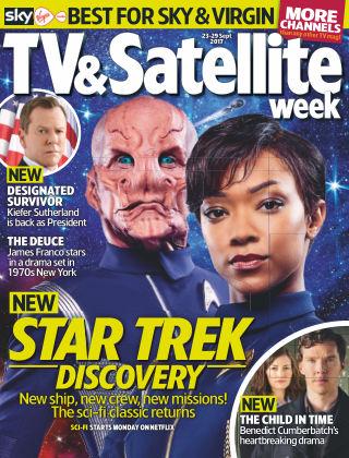 TV & Satellite Week 23rd September 2017