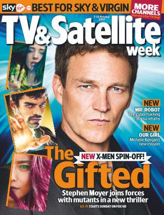 TV & Satellite Week 7th October 2017