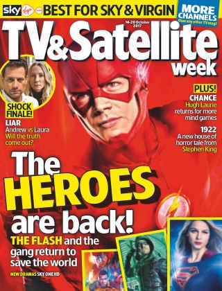 TV & Satellite Week 14th October 2017