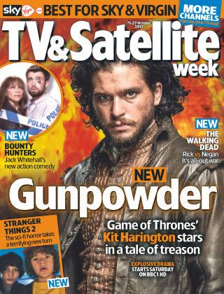 TV & Satellite Week 21st October 2017