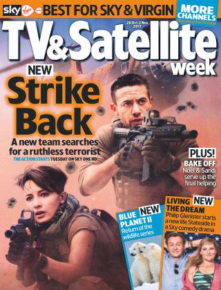 TV & Satellite Week 28th October 2017