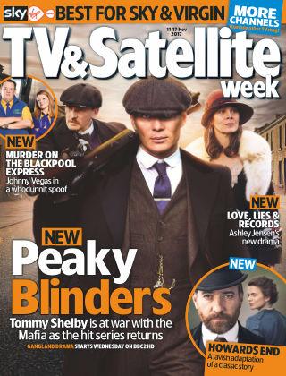 TV & Satellite Week 11th November 2017