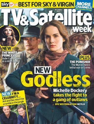 TV & Satellite Week 18th November 2017