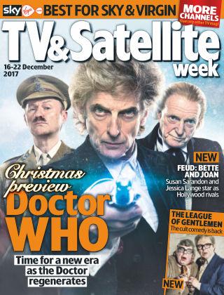 TV & Satellite Week 16th December 2017