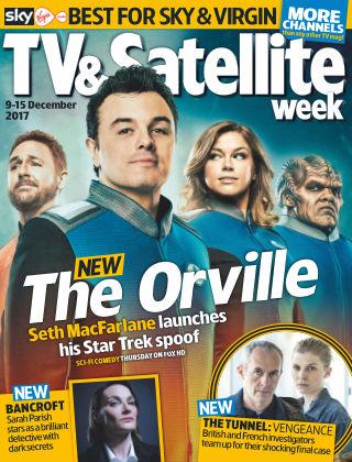 TV & Satellite Week 9th December 2017