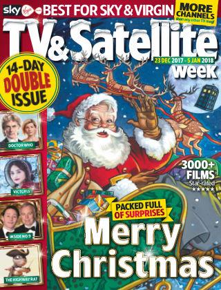 TV & Satellite Week 23rd December 2017
