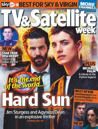 TV & Satellite Week 6th January 2018