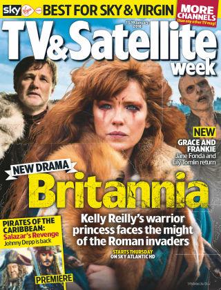 TV & Satellite Week 16th January 2018