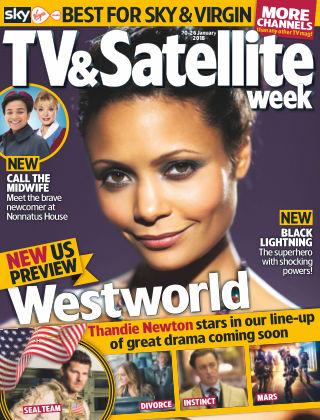 TV & Satellite Week 23rd January 2018
