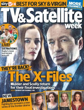 TV & Satellite Week 6th February 2018