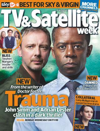 TV & Satellite Week 13th February 2018
