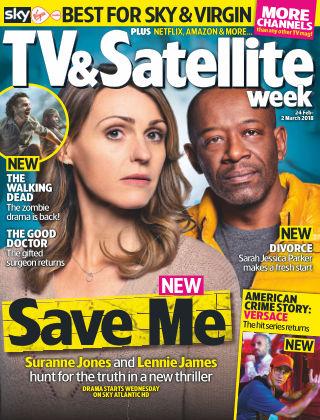 TV & Satellite Week 24th February 2018