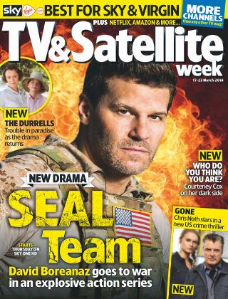 TV & Satellite Week 17th March 2018