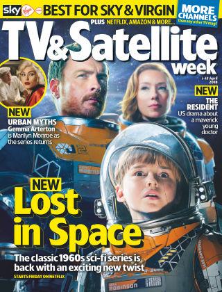 TV & Satellite Week 10th April 2018