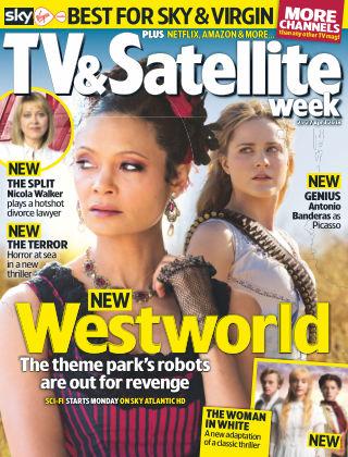 TV & Satellite Week 24th April 2018