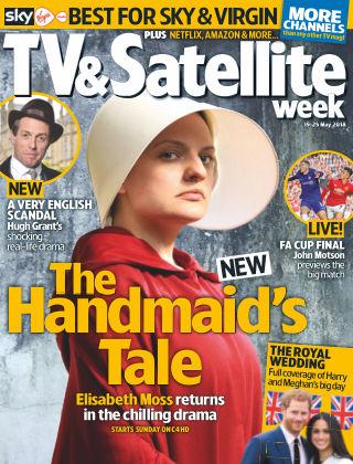 TV & Satellite Week 24th May 2018