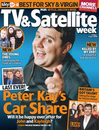 TV & Satellite Week 26th May 2018