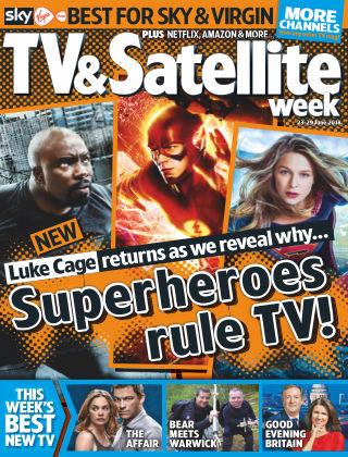 TV & Satellite Week 26th June 2018