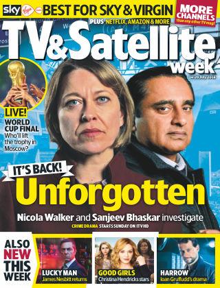 TV & Satellite Week 14th July 2018