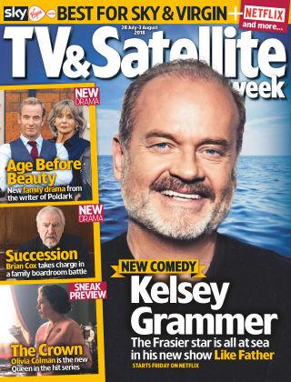 TV & Satellite Week 28th July 2018