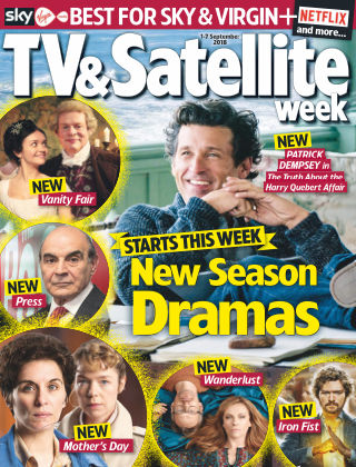 TV & Satellite Week 1st September 2018