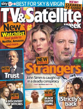 TV & Satellite Week 8th September 2018