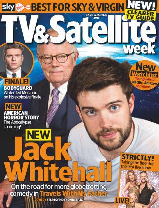 TV & Satellite Week 22nd September 2018