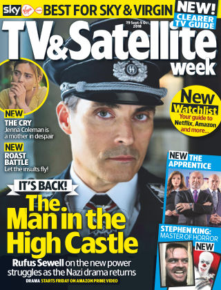 TV & Satellite Week 29th September 2018