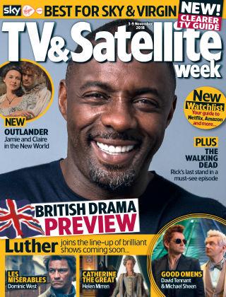 TV & Satellite Week Nov 3 2018