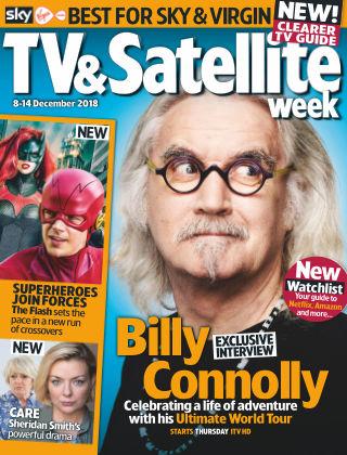 TV & Satellite Week Dec 8 2018