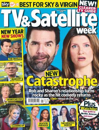 TV & Satellite Week Jan 5 2019