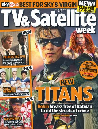 TV & Satellite Week Jan 12 2019
