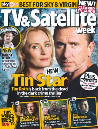 TV & Satellite Week Jan 19 2019