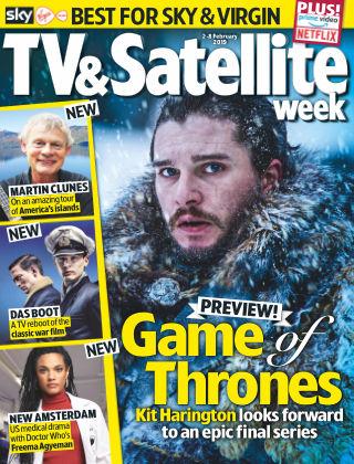 TV & Satellite Week Feb 2 2019