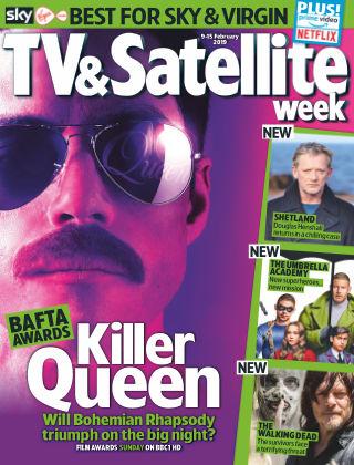 TV & Satellite Week Feb 9 2019