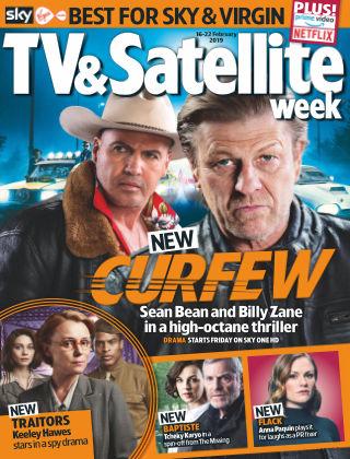 TV & Satellite Week Feb 16 2019