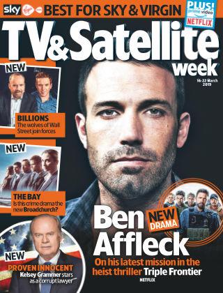 TV & Satellite Week Mar 16 2019