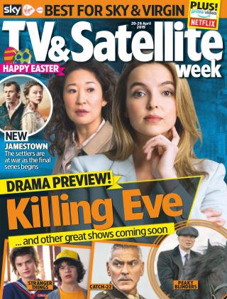 TV & Satellite Week Apr 20 2019