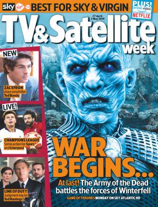 TV & Satellite Week Apr 27 2019