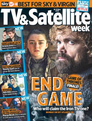 TV & Satellite Week May 18 2019