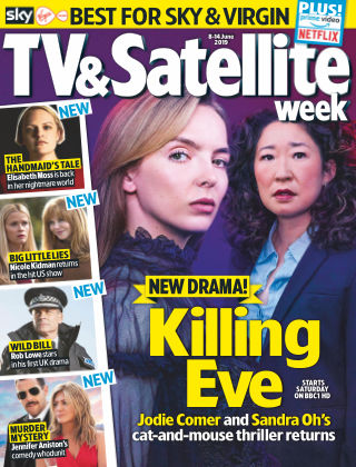 TV & Satellite Week Jun 8 2019