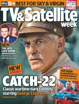 TV & Satellite Week Jun 15 2019